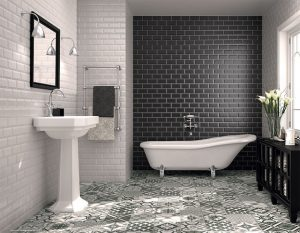 Best Tiles for Bathroom by Precious Tiling