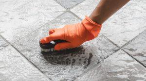 Bathroom Tile cleaning | Precious Tiling