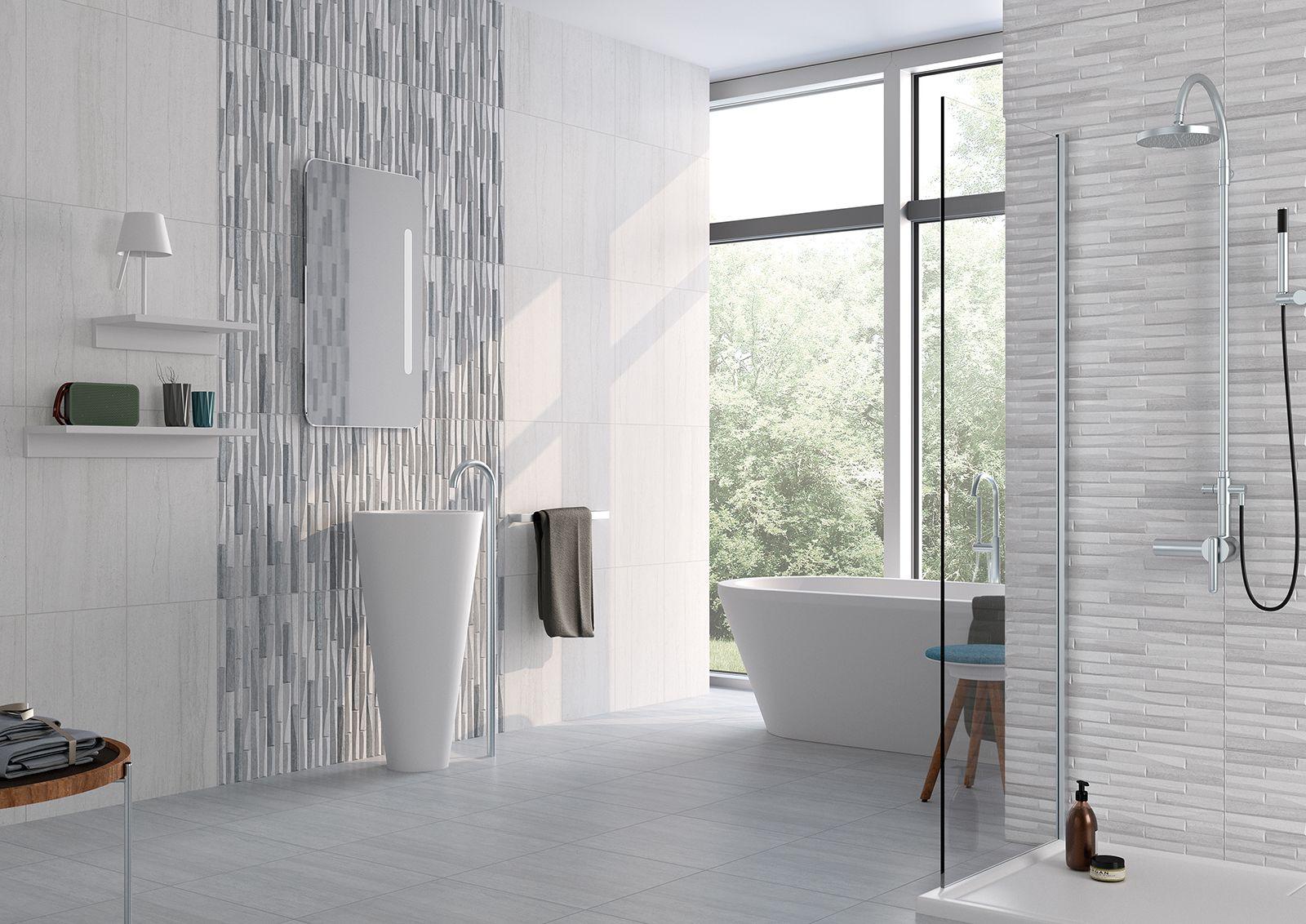 How to tile a bathroom wall   Precious Tiling